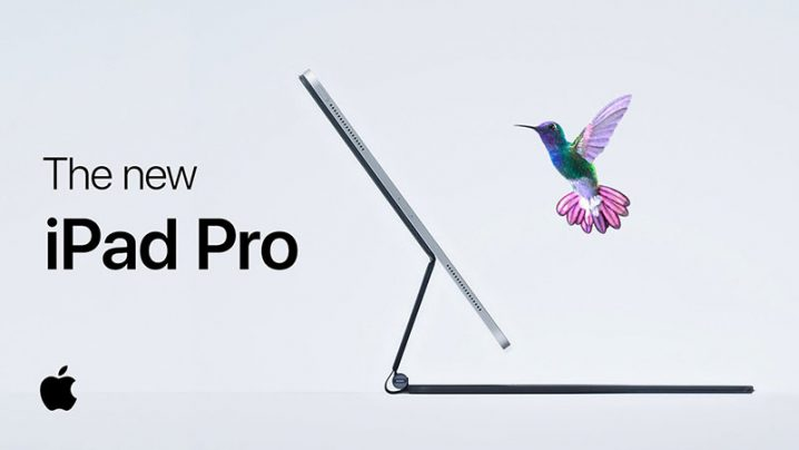 iPad Pro — Float