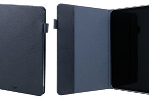 """GRAMAS COLORS """"EURO Passione"""" PU Leather Book Case for iPad Pro"""