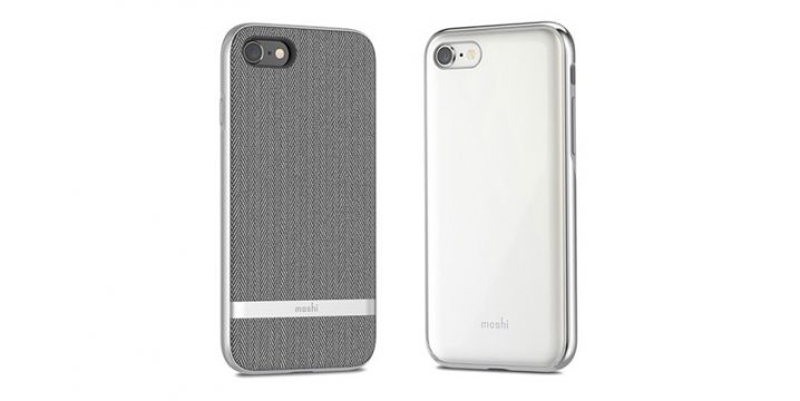 moshi Vesta/iGlaze for iPhone SE(2)/7/8