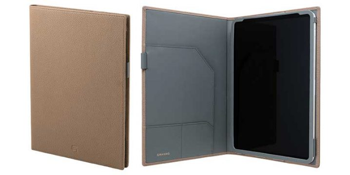 GRAMAS German Shrunken-calf Leather Case for iPad Pro