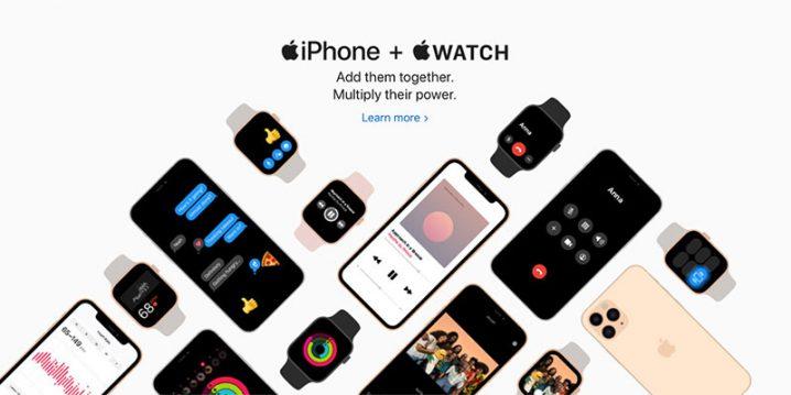 Apple iPhone + Apple Watch