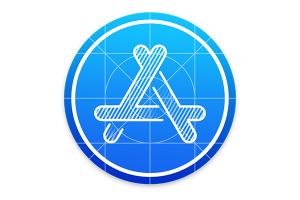 Mac版Apple Developerアプリのアイコン