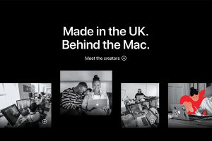 Made in the UK. Behind the Mac. Meet the creators