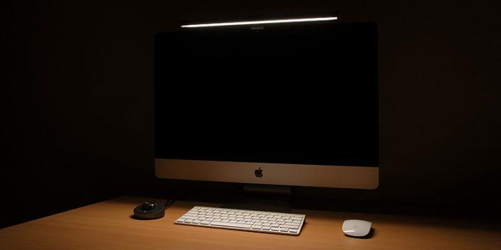 BenQ WiT ScreenBar Plus モニター掛け式ライト