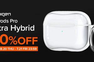 Spigen ウルトラ・ハイブリッド for AirPods Pro