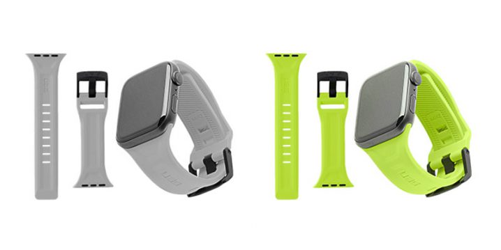 UAG Apple Watch用バンド SCOUT