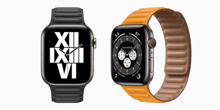 Apple Watchバンド レザーリンク