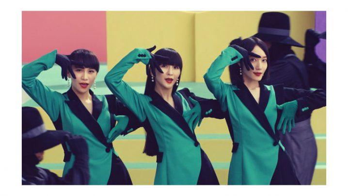 Perfume「Time Warp」ミュージックビデオ
