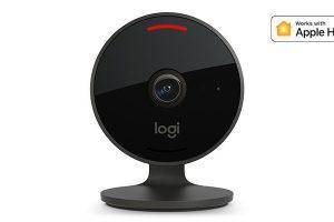 Logicool Circle View Apple HomeKit対応セキュリティカメラ