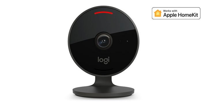Logicool Circle View Apple HomeKit対応セキュリティカメラ