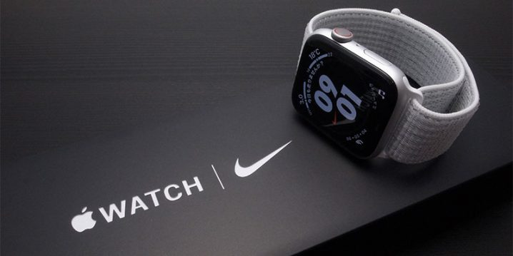 Apple Watch Series 6 Nike
