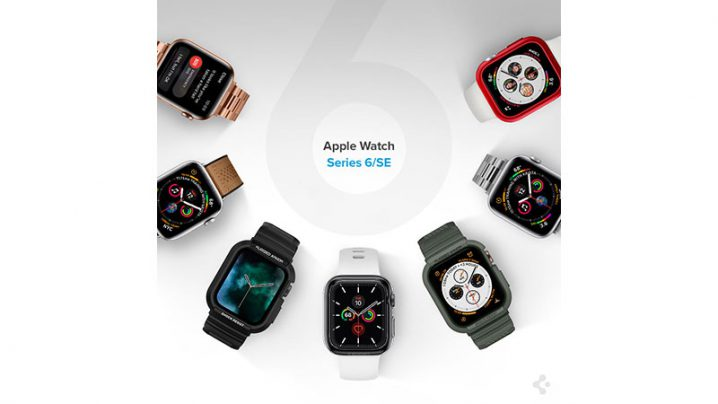SpigenのApple Watchアクセサリ