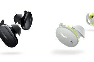BOSE QuietComfort Earbuds/Sport Earbuds