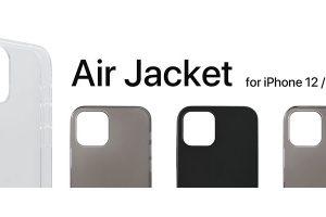 パワーサポート iPhone 12/12 Pro用 エアージャケット