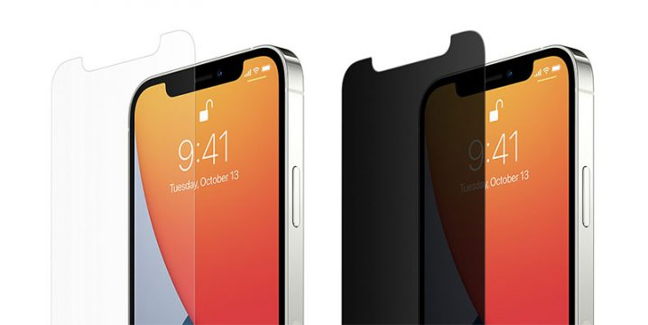 Belkin UltraGlassスクリーンプロテクター for iPhone 12 | 12 Pro