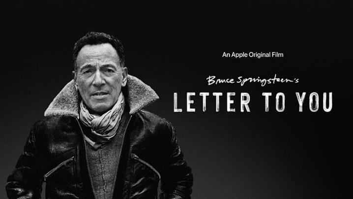 ブルース・スプリングスティーン:Letter To You