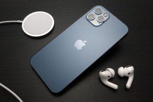 iPhone 12 Pro パシフィックブルー
