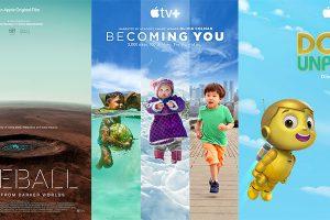 ファイヤーボール:宇宙からの来訪者/Becoming You 〜誕生からの2,000日〜/プラグの抜けたダグ