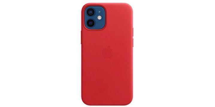 MagSafe対応iPhone 12レザーケース