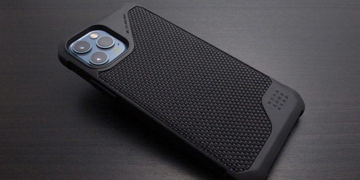UAG iPhone 12/12 Pro用 METROPOLIS LTケース(ケブラー)