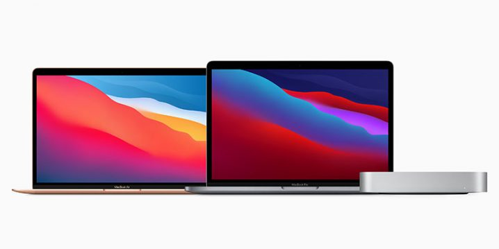 MacBook Airと13インチMacBook Pro、Mac mini