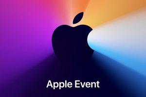 2020年11月のAppleイベント
