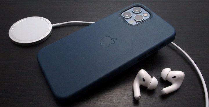 MagSafe対応iPhone 12 | iPhone 12 Proレザーケース