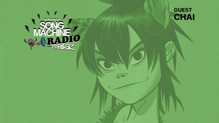Song Machine Radio with Gorillaz