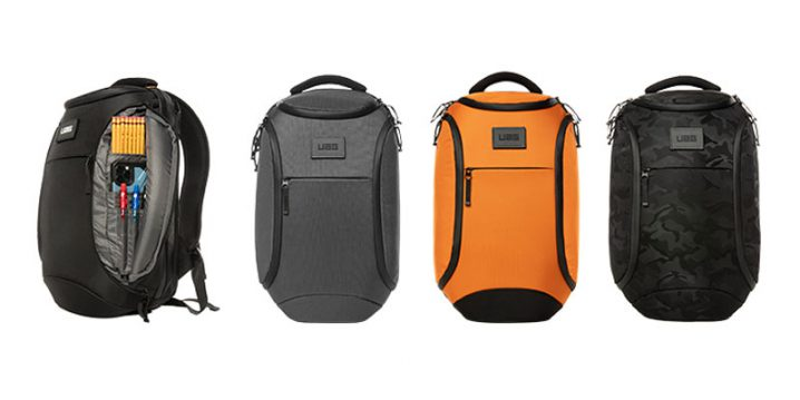 UAG BACKPACK 18Lシリーズ