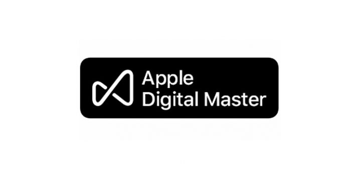 Apple Digital Masterのロゴ