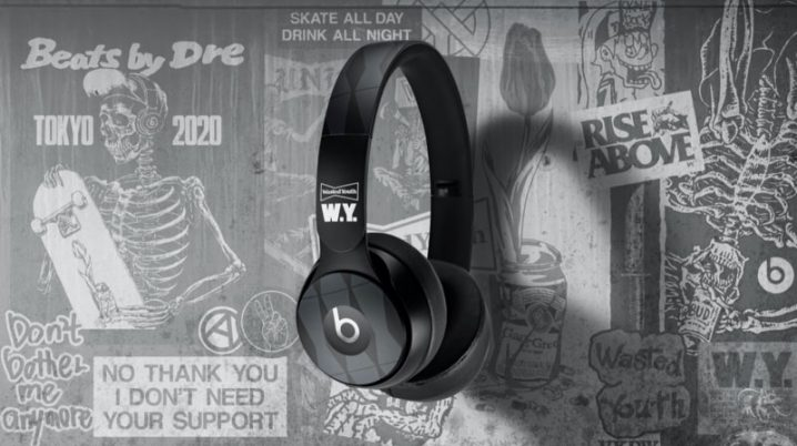 Beats X Wasted Youth Solo Proスペシャルエディション