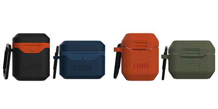 UAG AirPodsケース バージョン2