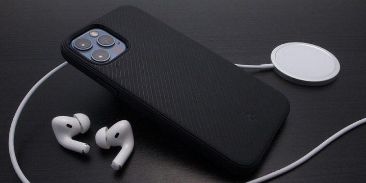 Spigen マッグ・アーマー for iPhone 12/12 Pro