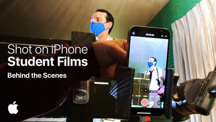 Shot on iPhone Student Films — Behind the Scenes