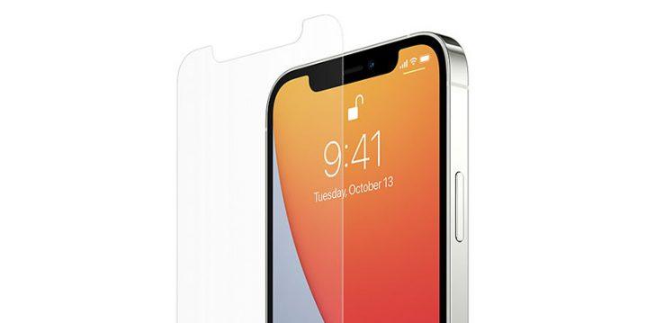 Belkinアンチグレアスクリーンプロテクター for iPhone 12 / 12 Pro