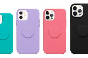 OtterBox + Pop Figura Case for iPhone 12/12 Pro