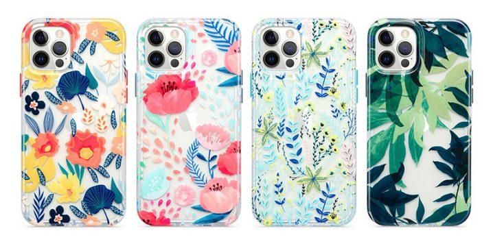 Tech21 Evo Art Botanical Garden Case for iPhone 12 Pro