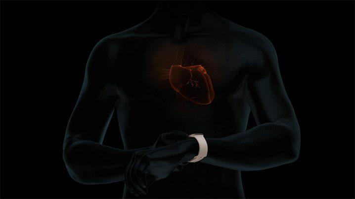 Apple Watchの心電図機能