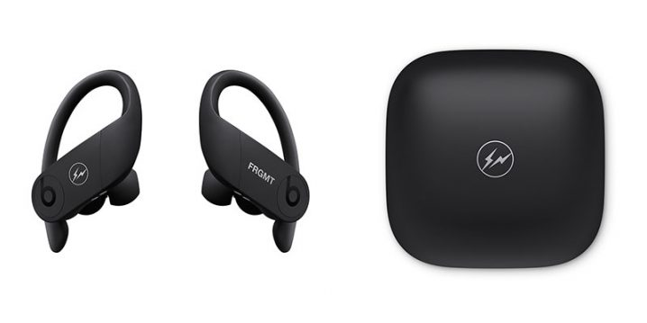 Powerbeats Pro - Totally Wirelessイヤフォン - Fragment Design Black