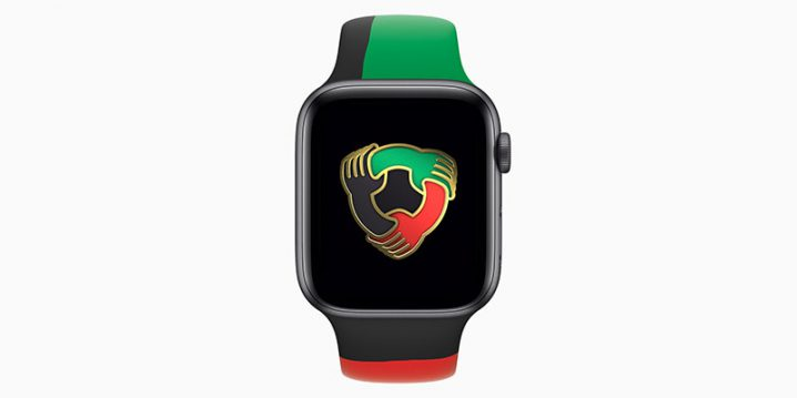 Apple Watchアクティビティ ユニティチャレンジ