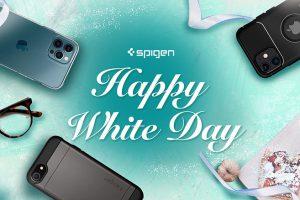 Spigen ホワイトデーイベント