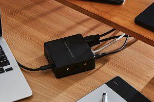 Belkin USB-Cデュアルディスプレイドッキングステーション