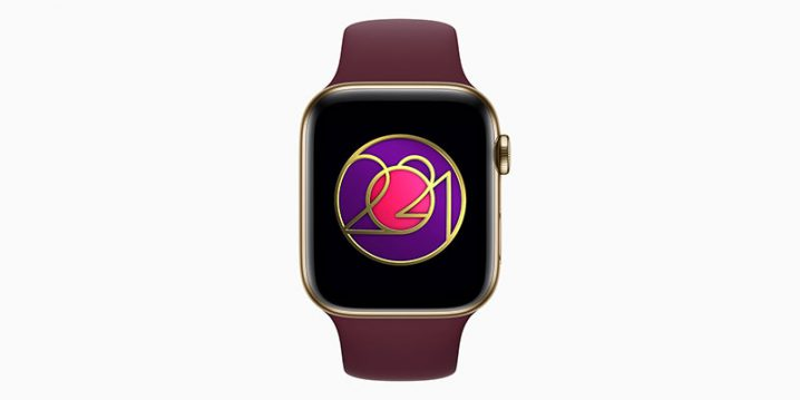 Apple Watch 国際女性デー チャレンジ