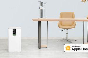 VOCOlinc PureFlowスマート空気清浄機
