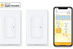 AURA Frontier Smart Home Light Switch