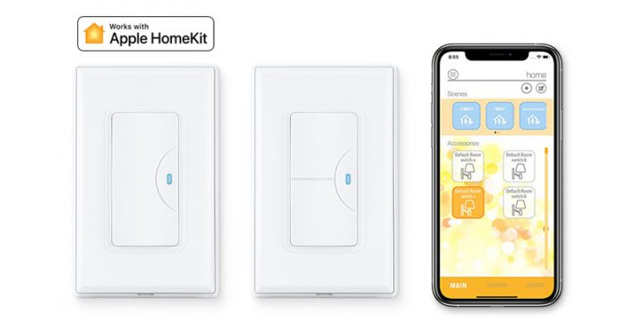 AURA Frontier Smart Home Light Switch