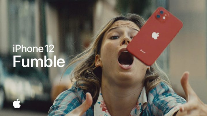 iPhone 12 — Fumble