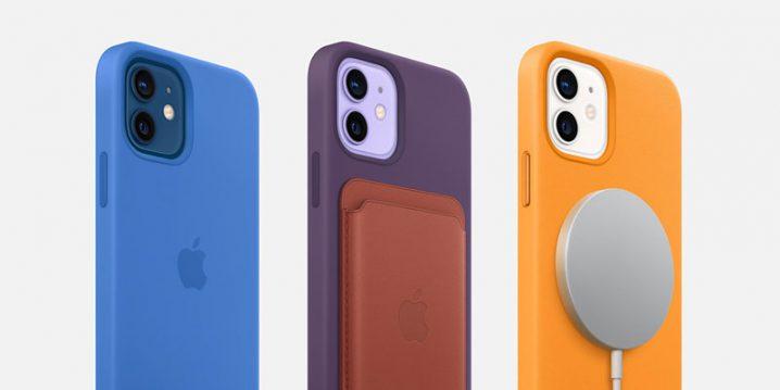 Apple純正iPhone 12ケース