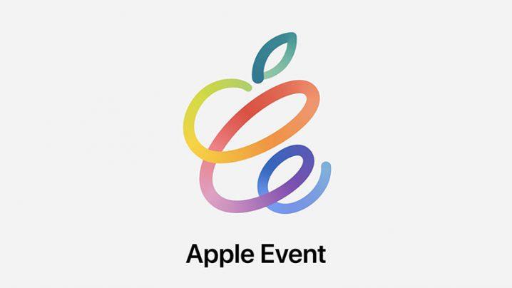 Appleのイベント 2021年4月