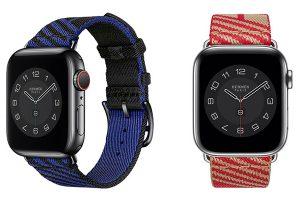 Apple Watch Hermès ジャンピングシンプルトゥールストラップ